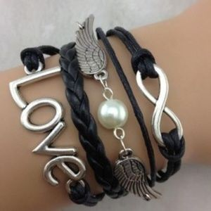 Jewelry - ⭕️Infinity Love Friendship Wrap Bracelet